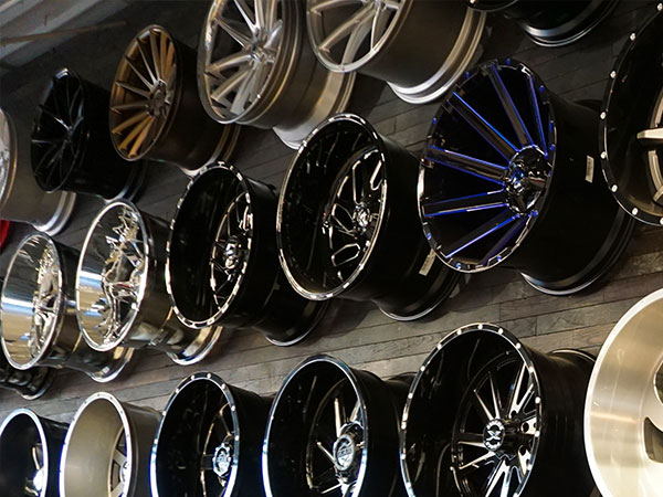 Tire South - Wheel Brands - Choose the perfect wheel